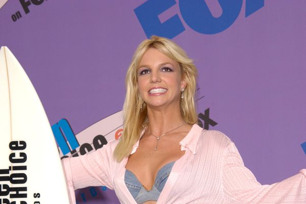 The 8 Photos Britney Spears Doesn't Want You To See!
