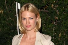 January Jones Is More Of A Mad Mom Than Mad Men