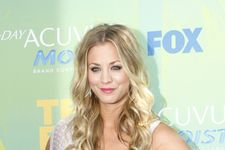 Kaley Cuoco Gets Married in Pink Dress on New Year's Eve!