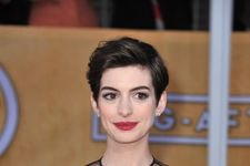 Anne Hathaway Does Her Best Miley Cyrus In Lip Sync Battle