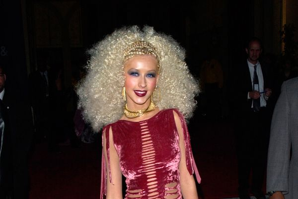 The 7 Photos Christina Aguilera Doesn't Want You To See!