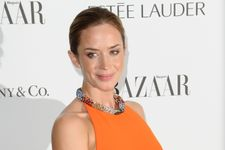 """Fox & Friends Tells Emily Blunt To """"Leave Hollywood"""" After Her Debate Comment"""