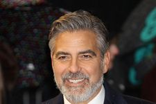 George Clooney Sends Wishes and Good Luck to Ukraine