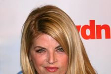 Kirstie Alley Wants To Make Out With Justin Bieber