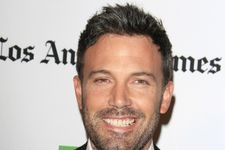 See Ben Affleck As Batman For The First Time!