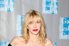 Courtney Love Claims She Found The Missing Plane!