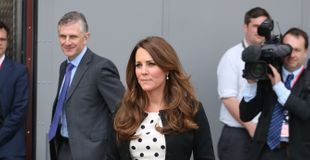 23 Times Kate Middleton Broke Royal Code