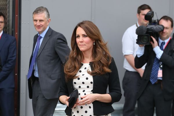 23 Times Kate Middleton Broke Royal Code