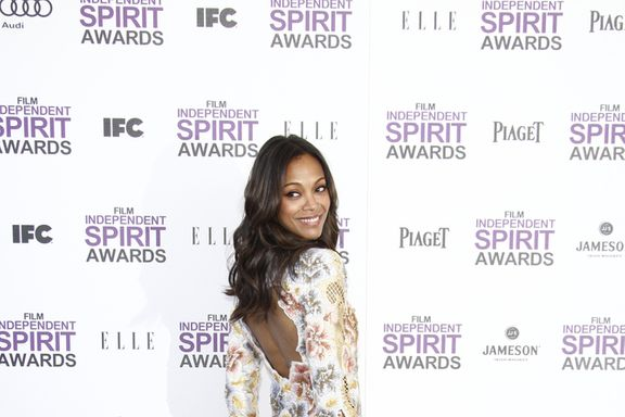 Zoe Saldana's Style: 13 Best Red Carpet Moments!