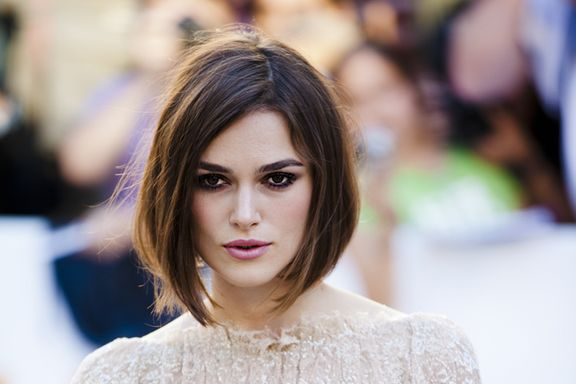 Fame10 Hair Evolution: Keira Knightley