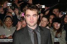 Robert Pattinson Puts A Ring On It…Sort Of
