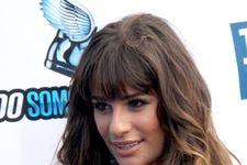 Naya Rivera And Lea Michele Catfight On Glee Set?