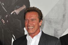 Arnold Schwarzenegger Pranks Fans While Posing As Wax Figure