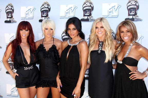 Nicole Scherzinger Teases Pussycat Dolls Reunion On Instagram