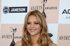 Jennifer Lawrence is a Beautiful Bridesmaid!
