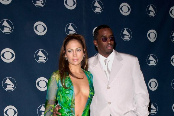 Jennifer Lopez And Diddy Reunite During His Instagram Live Dance-A-Thon Fundraiser