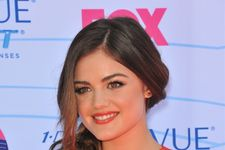 Lucy Hale Goes Public With Adam Pitts Romance