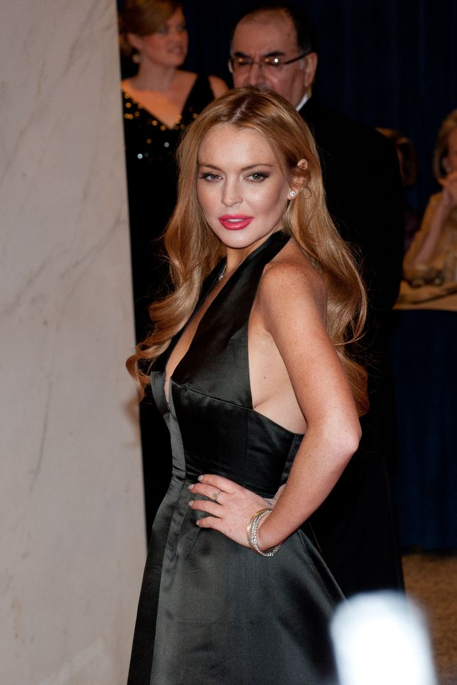 Lindsay Lohan's Bombshell: I Suffered A Miscarriage - Fame10