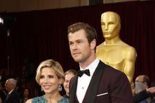 Chris Hemsworth's Wife Slammed for Pregnant 'Beer Belly' at Oscars!