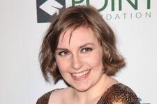 Lena Dunham Pays Tribute To Gay Sister At Awards Ceremony