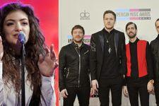 Imagine Dragons and Lorde Lead Billboard Music Award Nominees