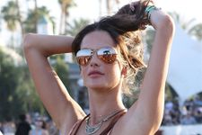 Alessandra Ambrosio Slammed For Bringing Daughter To Coachella!