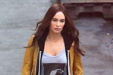 Megan Fox Is Back On 'Teenage Mutant Ninja Turtles' Set (PHOTOS)!