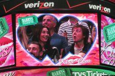 Paul McCartney Gets Caught On The Kiss Cam (PHOTOS)!