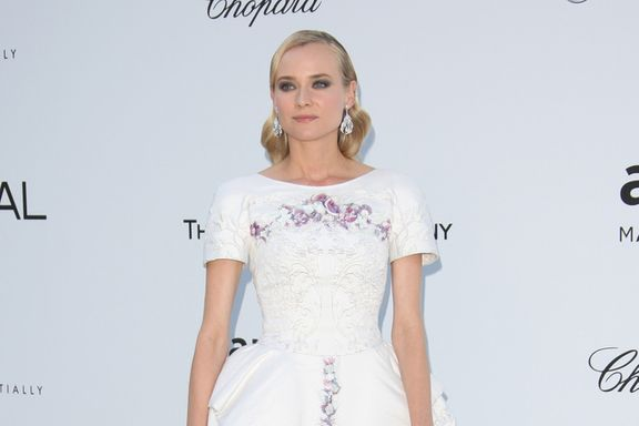 Fame10 Fashion Evolution: Diane Kruger