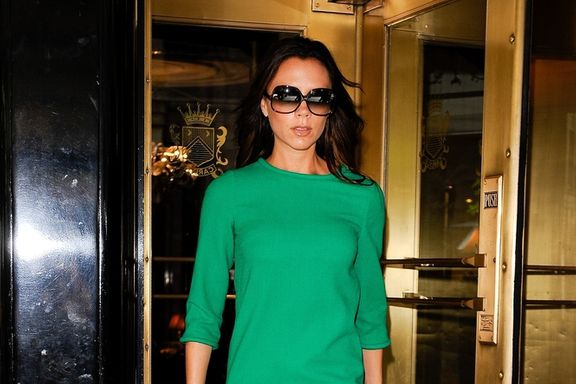 Fame10 Fashion Evolution: Victoria Beckham