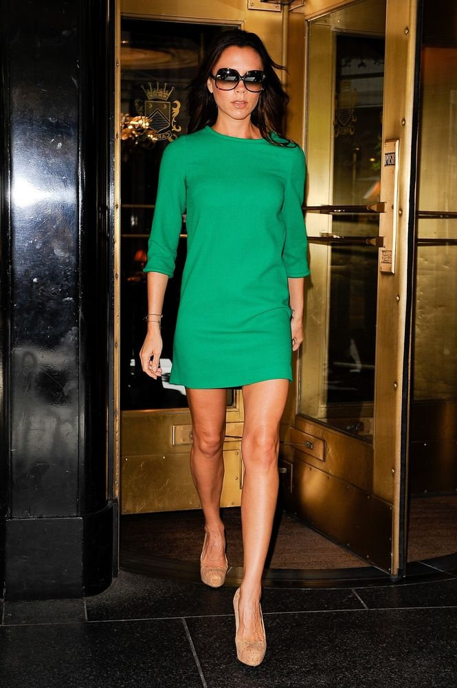 Fame10 Fashion Evolution: Victoria Beckham - Fame10