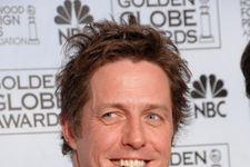"""Hugh Grant Says His Iconic 'Love Actually' Dancing Scene Was """"The Most Excruciating Scene Ever"""""""