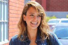 Jessica Alba Is The New Face Of What Health Product?