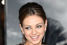 Mila Kunis Dishes On Private Life During James Corden Late Late Show Debut