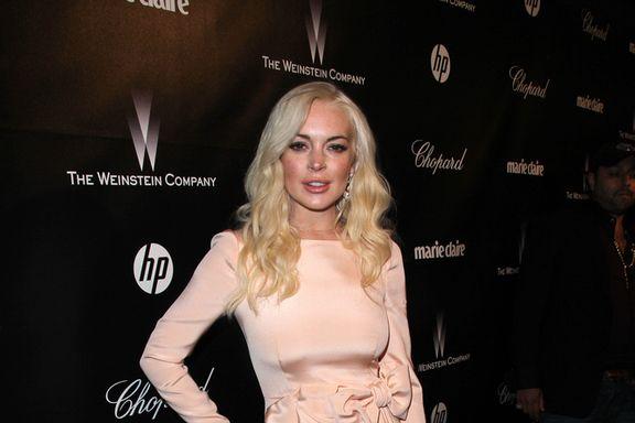 Fame10 Fashion Evolution: Lindsay Lohan