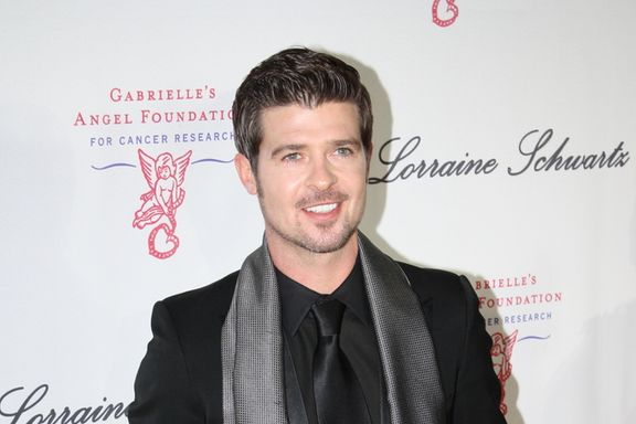 9 Scandals Involving Robin Thicke