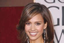 Jessica Alba Talks Whipping Herself In The Face On Conan