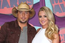 Jason Aldean Goes Public With Mistress-Turned-Girlfriend At CMT Awards
