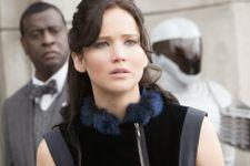 """Hunger Games"" Stars Finish Shooting Final Film"
