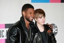 Usher Breaks Silence Over Justin Bieber Race Scandal