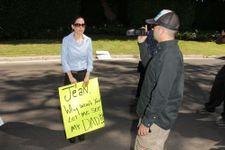 Casey Kasem's Wife Throws Raw Hamburger Meat At Kerri Kasem