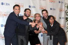'Big Bang Theory' Stars Score Their Mega Pay Day