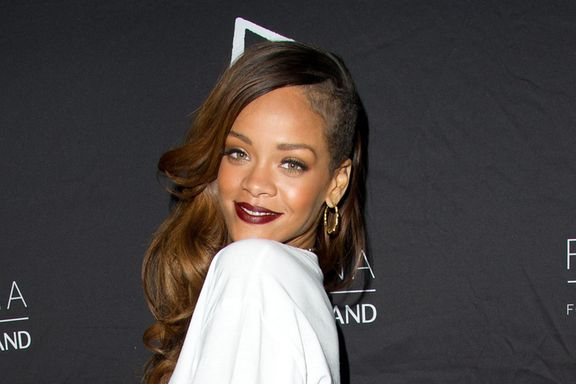 Rihanna's Amazing Hair Evolution