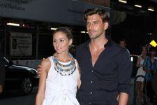 Olivia Palermo Marries German Model Johannes Huebl