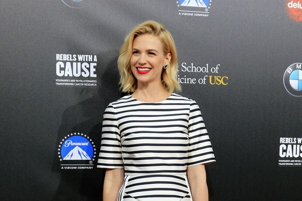 Fame10 Fashion Evolution: January Jones