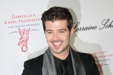 Robin Thicke Dating 19-Year Old Model April Love Geary