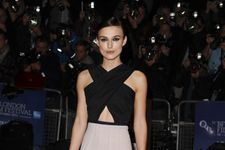 Keira Knightley Has Two Rules For Racy Scenes