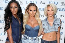 Aubrey O'Day Files Battery Report Against Bandmate