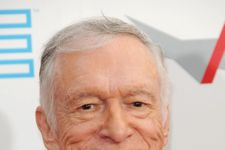 Hugh Hefner Weighs In On Bill Cosby Controversy