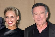 Sarah Michelle Gellar Posts Sweet Tribute To Robin Williams One Year After His Death